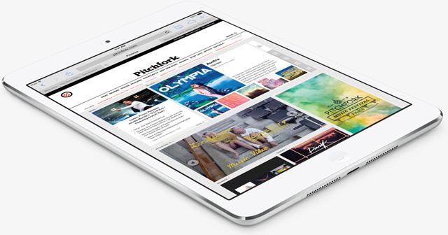 iPad Mini 2 με Retina Display, οι πρώτες μου εντυπώσεις
