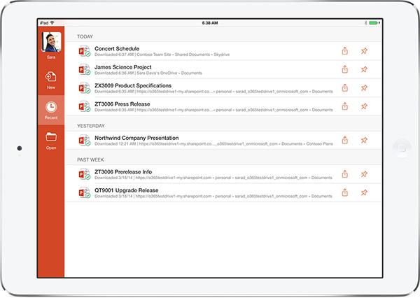 Office για iPad, τώρα διαθέσιμο σε όλους δωρεάν