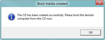 CD created
