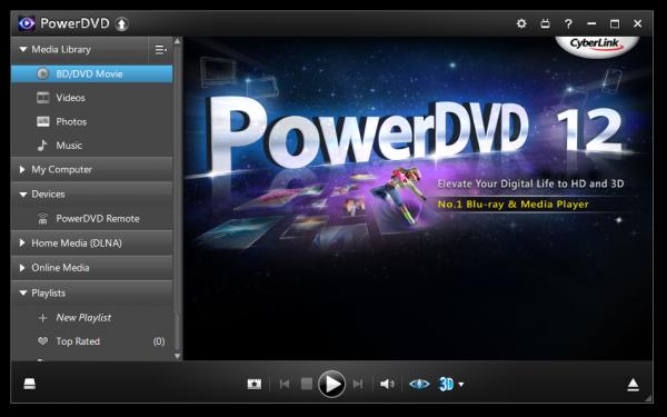 Αναπαραγωγή DVD και Blu-ray ταινιών στα Windows 8