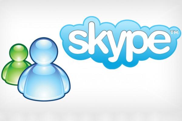 Skype και Windows Live Messenger, το χρονικό της μετάβασης