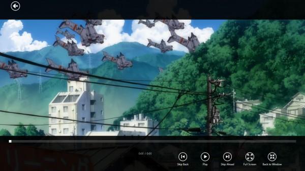 Οι πρώτες εικόνες του VLC player για τα Windows 8