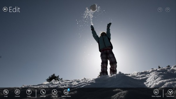 Adobe Photoshop Express, επεξεργασία φωτογραφιών στα Windows 8