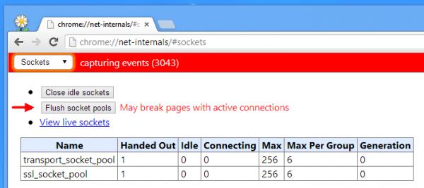 Google Chrome σφάλμα 15: Η ιστοσελίδα δεν είναι διαθέσιμη [Λύθηκε]