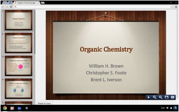 Chrome Office Viewer, δες Word, Excel, PowerPoint στον browser