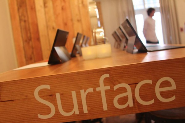 Microsoft Surface διαθέσιμο σε περισσότερες χώρες, όχι Ελλάδα