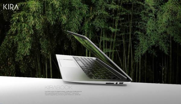 Toshiba KIRAbook, νέα σειρά ultrabook με οθόνες αφής