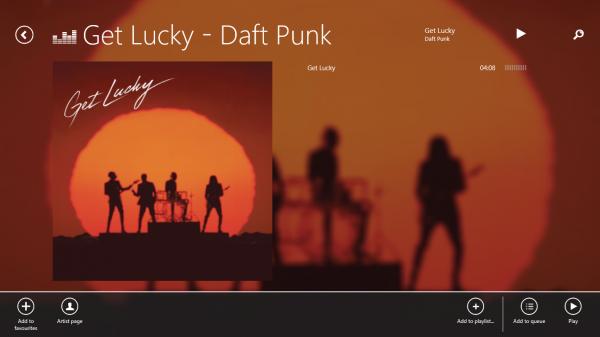 Deezer app για Windows 8, η μουσική δε σταματάει ποτέ