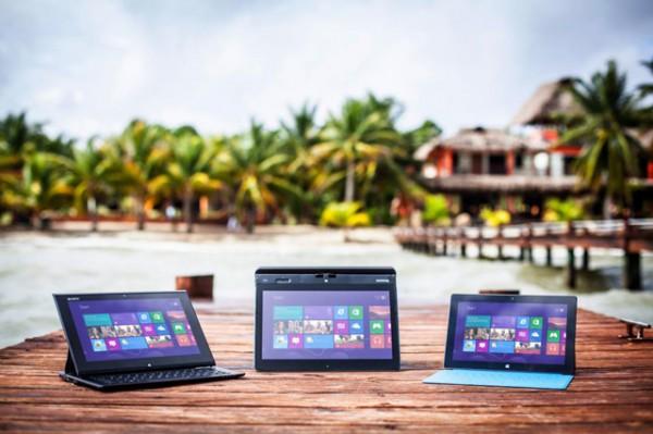 100 εκ. πωλήσεις για τα Windows 8 το πρώτο εξάμηνο