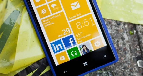 Τα Windows Phones Νο3 στα smartphones, Android και iPhone κυριαρχούν