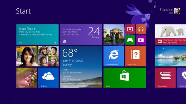 Windows 8.1, τα πρώτα επίσημα νέα χαρακτηριστικά