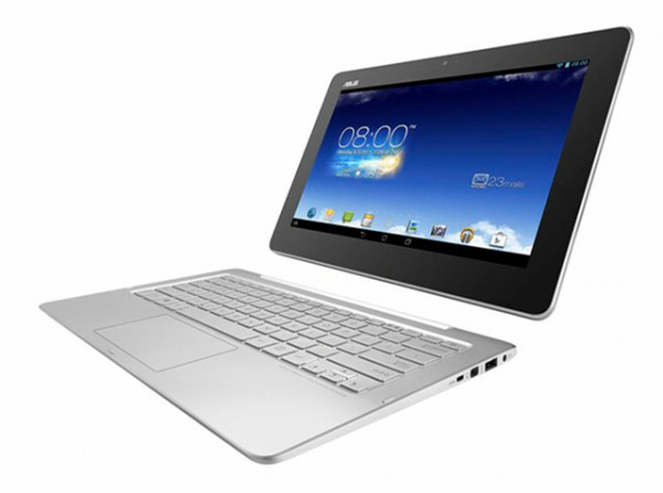 Asus Transformer Book Trio, 3 σε 1 hybrid με Windows 8 και Android
