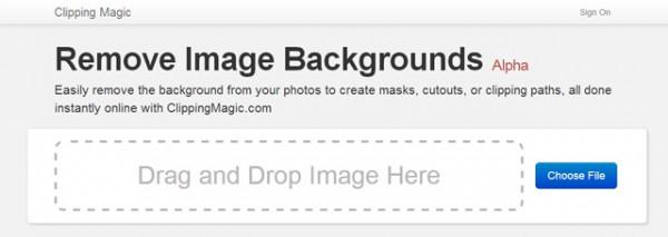 Clipping Magic, αφαίρεσε δωρεάν το φόντο από φωτογραφίες με δύο κλικ
