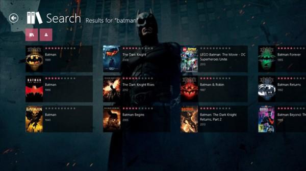 Film Closet app για τους ταινιόφιλους των Windows 8 και Windows Phones