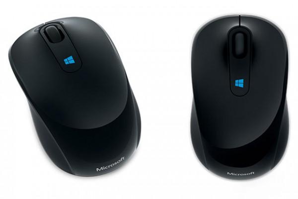 Microsoft Sculpt Comfort και Mobile Mouse, νέα ποντίκια με πλήκτρο Start