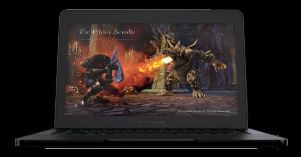 Razor Blade, μικρό αλλά πανίσχυρο gaming laptop