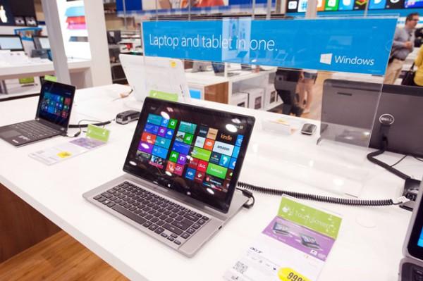 Microsoft: φέρνει τα Windows Stores στην αλυσίδα καταστημάτων Best Buy