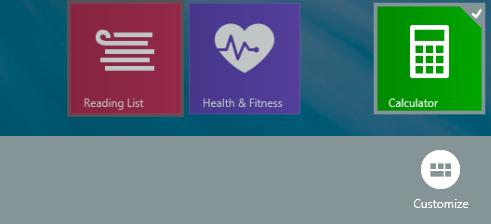 Windows 8.1 Preview, οι αλλαγές στην οθόνη Έναρξης