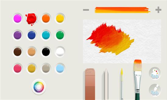 Fresh Paint app, για να ζωγραφίζεις στα Windows Phone 8