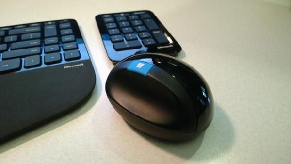 Microsoft Sculpt Ergonomic Desktop, νέο εργονομικό πληκτρολόγιο και ποντίκι