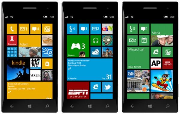 Windows Phone 8 GDR2 update για όλους το καλοκαίρι