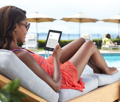 Νέο Amazon Kindle Paperwhite 2ης γενιάς, διαθέσιμο άμεσα και στην Ελλάδα