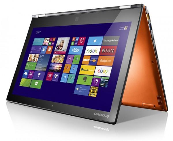 Lenovo Yoga 2 Pro, ανανεωμένο και δυνατό όπως πάντα