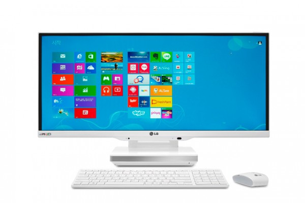 Νέο LG V960 All-In-One PC με UltraWide 21:9 οθόνη 29″