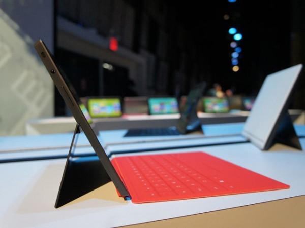 Microsoft Surface Pro 2 με Intel Core i5 Haswell, 8GB RAM και νέο kickstand