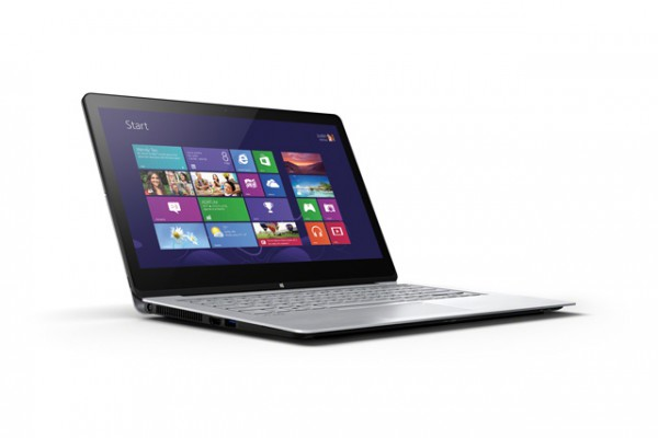 Sony Vaio Fit multi-flip laptops και tablets