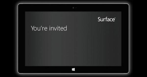 Η Microsoft αποκαλύπτει το Surface 2 στις 23 Σεπτεμβρίου 2013