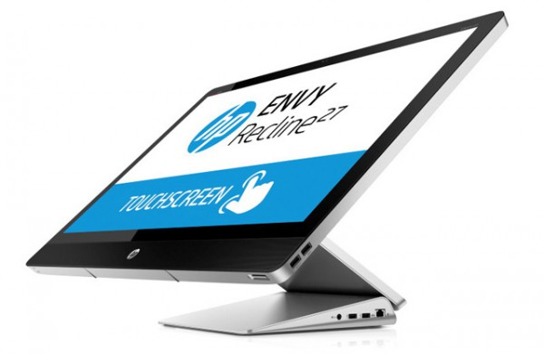 HP Envy Recline 23 και Envy Recline 27, νέα All-in-One PC περιμένουν να τα αγγίξεις