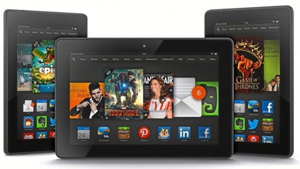 Amazon Kindle Fire HDX, η νέα σειρά 7″ και 8.9″ tablets