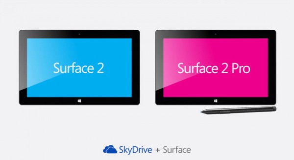 200 GB στο SkyDrive και κλήσεις μέσω Skype δωρεάν με κάθε νέο Surface 2 tablet