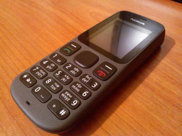 Nokia 100, πότε το φόρτισα τελευταία φορά;