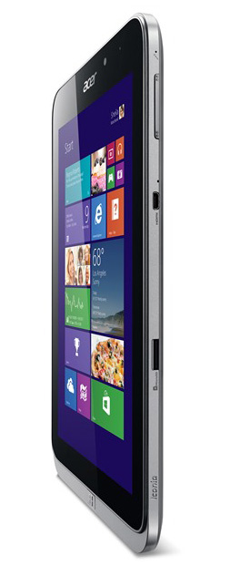 Acer Iconia W4 tablet με Bay Trail, Windows 8.1 και ελπίδα για καλύτερες πωλήσεις