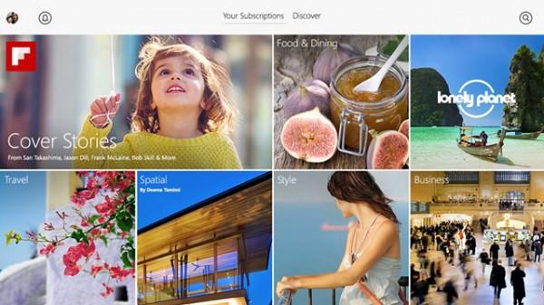 Το Flipboard ήρθε επίσημα στα Windows 8.1 και το Windows Store
