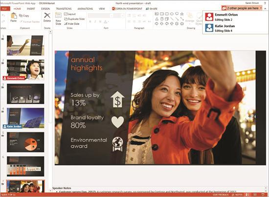 Office Web Apps με ταυτόχρονη επεξεργασία εγγράφων και νέες δυνατότητες