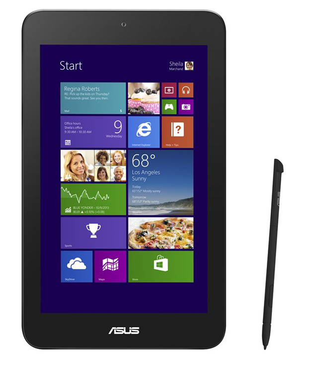 Asus VivoTab Note 8, νέο Windows 8.1 mini tablet με Wacom γραφίδα