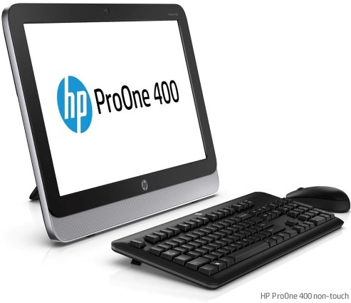 HP ProOne 400 G1, All-in-One PC με οθόνη αφής