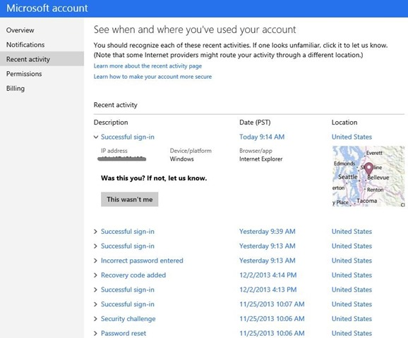 Outlook.com με μεγαλύτερη ασφάλεια στους Microsoft λογαριασμούς