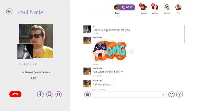 Το Viber ήρθε στο Windows Store, δωρεάν συνομιλίες και στα Windows 8.1