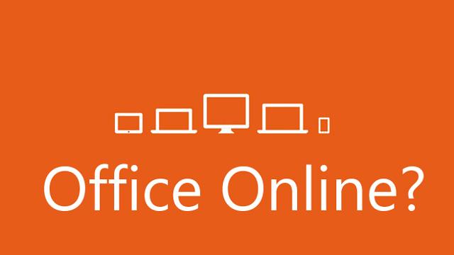 Office Online, το νέο όνομα των Office Web Apps