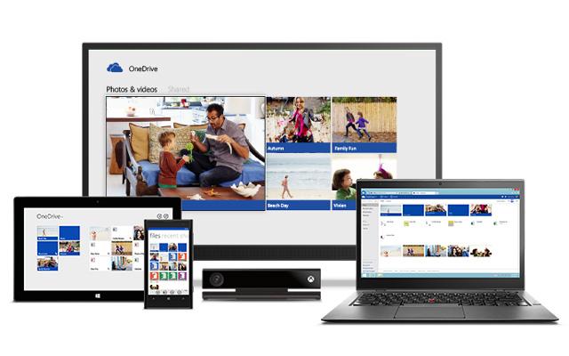 Το OneDrive είναι εδώ με δώρο free 8 GB για όλους