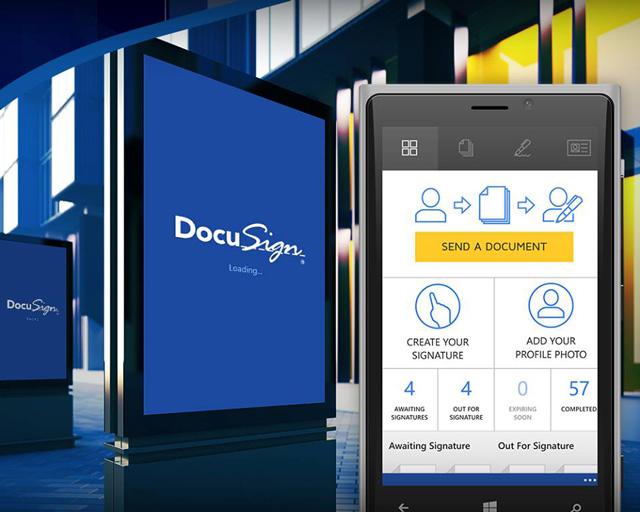 Microsoft και DocuSign φέρνουν την ψηφιακή υπογραφή στο Office 365