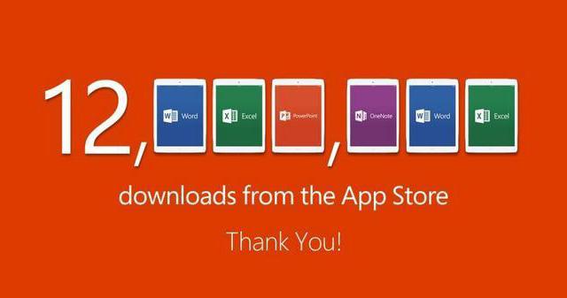 Office for iPad, ξεπέρασε τα 12 εκ. downloads μέσα σε λίγες ημέρες