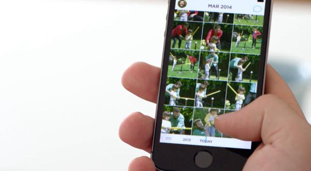 Carousel app, φωτογραφίες και video για σένα και τους δικούς σου