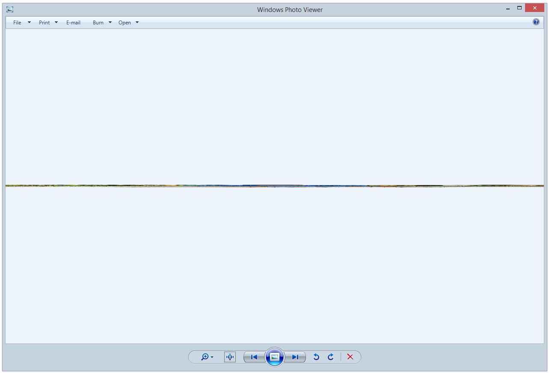 Windows Photo Viewer, οι εικόνες εμφανίζονται συρρικνωμένες [Λύθηκε]