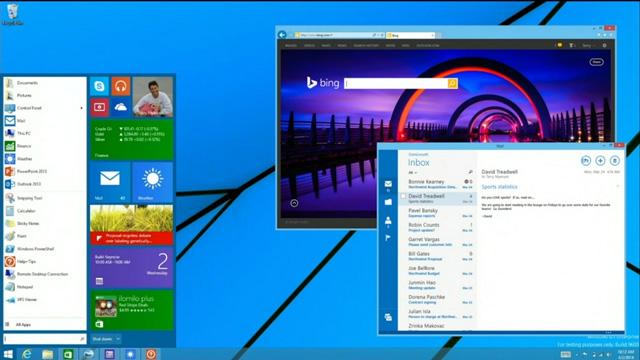 Το Start Menu επιστρέφει στα Windows 8.1, λίγη υπομονή ακόμη