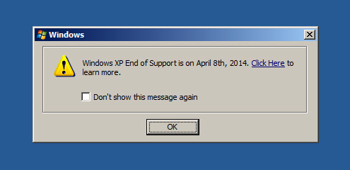 Το τέλος των Windows XP, τι σημαίνει αυτό για σένα